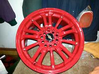 "16"" RTX Powder Coated Wheel"