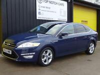 2013(63) Ford Mondeo 2.0 TDCi 140 Titanium X Business 5dr Diesel *Leather & Nav*