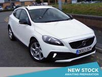 2013 VOLVO V40 D2 Cross Country Lux 5dr