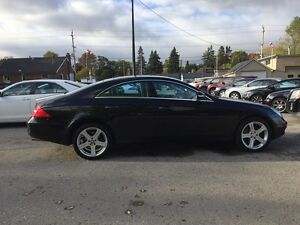 2008 MERCEDES-BENZ CLS-CLASS CLS550 * RWD * LEATHER * SUNROOF *  London Ontario image 7