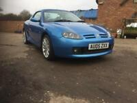 MG/ MGF TF 1.8 135 SE Spark Lovely Low Mileage Example With Hard Top And FSH