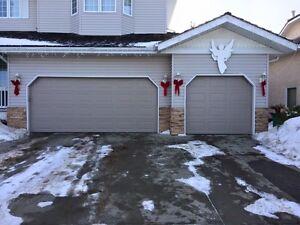 GARAGE/OVERHEAD DOORS - REPAIRS, SALES, SERVICE, INSTALLS Edmonton Edmonton Area image 9