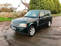2009 Land Rover Range Rover 3.6 TD V8 Vogue 5dr