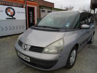 2003 Renault Espace 1.9dCi Authentique Diesel Manual 7 seater