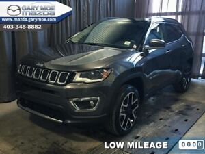 2018 Jeep Compass Limited  - Leather Seats -  Bluetooth - $215.3