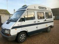 WE BUY MOTORHOMES ALL MAKES ANY CONDITION renault trafic
