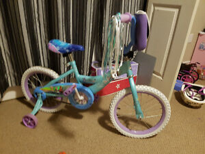 Kid's Frozen Bike