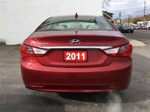 2011 Hyundai Sonata GLS,USB, I Pod, AUX port,Bluetooth Kitchener / Waterloo Kitchener Area image 4