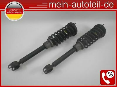 Mercedes C219 ORIGINAL SET Federbeine VL + VR vorne links rechts 2193231500 21 D
