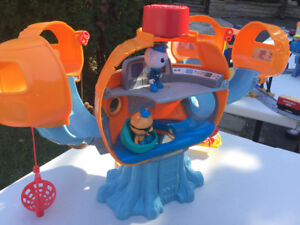Octonauts Playset