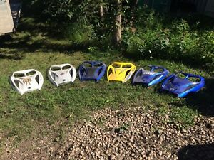 Lots of Skidoo REV and ZX parts