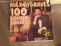 "Pile of Max Bygraves 12"" vinyl albums £20"