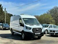 2020 FORD TRANSIT 350 2.0 EcoBlue 130ps H2 Leader + NEW SHAPE 19K EURO 6 AIR CON