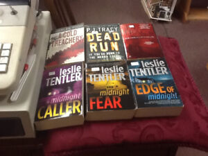 WILBUR SMITH & OTHER THRILLERS