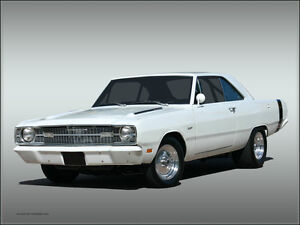 Dodge Dart 270 - Custom - Swinger - GT - GTS - Demon - Sport