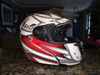 ORILLIA - Ladies Motorcycle helmet