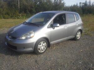 2008 Honda Fit Hatchback !! AUTOMATIC !! LOADED !!
