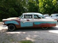 1955 Ford Fairlane 2 Door