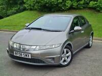 2008 Honda Civic 2.2 i-CTDi SE 5dr *** LONG MOT - HPI CLEAR - FREE DELIVERY ***