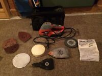 Black & Decker Sander/Polisher