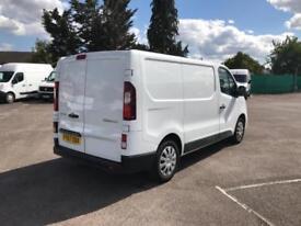 Renault Trafic Sl27 Dci 120 Business+ Van DIESEL MANUAL WHITE (2017)