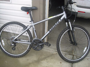 Giant Boulder 21 speed mountain bike