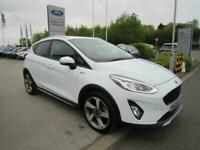 2020 Ford Fiesta 1.0 ECOBOOST ACTIVE X 125PS HATCHBACK Petrol Manual