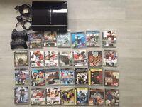 PS3 + 27 games
