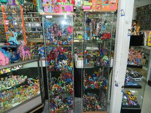 très grand choix de figurine jouet et plus