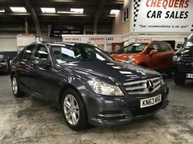 Mercedes C Class C180 Blueefficiency Executive Se Saloon 1.6 Automatic Petrol