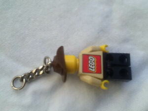 LEGO Johnny Thunder Keychain Kingston Kingston Area image 2
