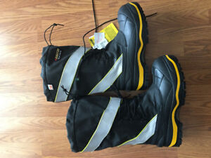 New Baffin Polar Proven Industrial Work Boots (Men's size 12)
