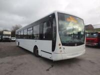 2008 - 58 - PLAXTON CENTRO 45 SEATER (25 STANDING) BUS (EURO 4) - GUIDE PRICE