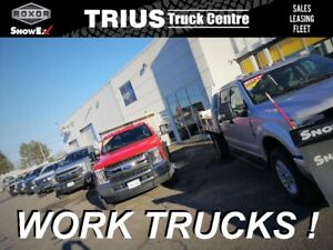 HEAVY DUTY WORK TRUCKS FOR SALE