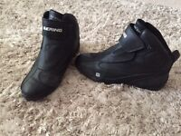 Ladies Motorcycle Boots - Size 6