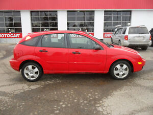2007 Ford Focus ZX5 SES *36MPG* HEATED FRONT SEATS* SUNROOF*