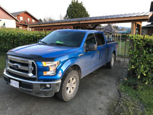 2015 Ford F-150 Crewcab FX4 Trade for car or SUV and cash