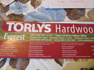 2 New packages Everest Torlys Hardwood