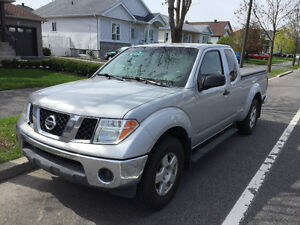 2006 Nissan Frontier SE Camionnette