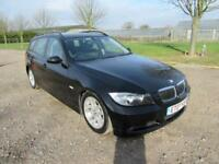 2007 BMW 318 3 SERIES 2.0TD TOURING D ES MANUAL DIESEL 5 DOOR ESTATE