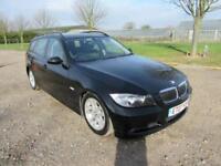 2007 BMW 318 3 SERIES 2.0TD TOURING D ES MANUAL DIESEL 5 DOOR ESTATE
