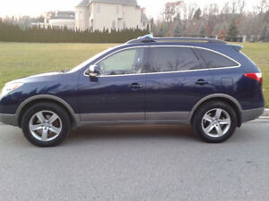 2011 Hyundai Veracruz GLS SUV, 7 SEATER-VERY LOW KMS!!