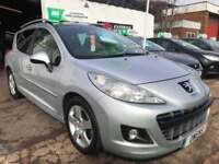 2014 (14) PEUGEOT 207 1.6 HDI SW ALLURE 5DR