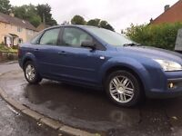 2006 focus ghia 1.6 zetec 1lady owner 8 years!long mot February 2017 !every extra!