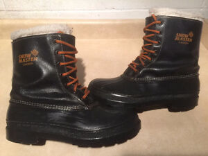 Men's Snow Master Canada Winter Boots Size 9 London Ontario image 1