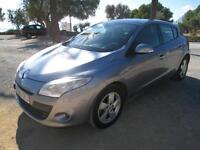LHD 2010 Renault Megan 1.5 DCI 5Door. SPANISH REGISTERED