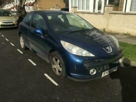 image for 2008 Peugeot 207 1.4 16V Sport 3dr HATCHBACK Petrol Manual