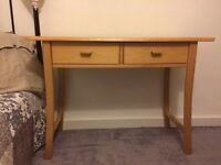 Lovely wooden table, very good condition, vintage (cca 1950)