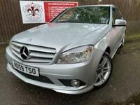 2009 Mercedes-Benz C Class 2.1 C250 CDI BlueEFFICIENCY Sport 4dr Saloon Diesel A