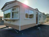 Static caravan Cosalt Devon 35x12 2bed DG/CH - Free UK delivery.